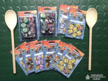 MAS Tokens, Wooden Spoons