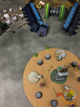White Scars: Terminators Sustain into my BTS for a kill.