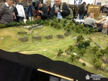 An ACW table, one of the best-looking hilly tables I've seen.